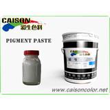 High pigment contented white pigment color paste