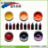 water based pigment paste and aqueous color concentrates