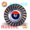 Turbo Cup Wheel With Aluminium Base---itemID:WKBY