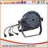 Hot product led par 3W*54PCS rgb/rgbw waterproof par light