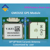VK2424A8G5 Gmouse GPS Module GPS Ceramic Antenna with TTL for Car/Vehicle FACTORY DIRECT SALE Wholesale/OEM