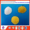 Polyaluminium Chloride 28% Yellow Powder