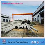 prestressed concrete electric spun pole machine