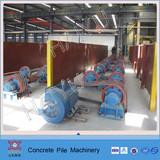 prestressed concrete phc round pipe pile machinery