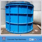 concrete culvert pipe machine