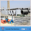 rcc cement culvert pipe machine