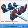 Concrete pipe production equipment for agriculture irrigation and drainage