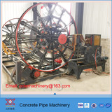 Fully Automatic Concrete Pipe Steel Cage Welding Machine
