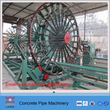 Automatic Concrete Pipe Steel Cage Forming Machine