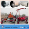 rcc cement drain pipe machine