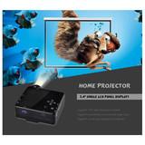 VS-320+ 1080P HD Mini Portable LED Cemina Home Theater Projector 3D AV USB SD VGA HDMI 1920x1080 LCD Projectors Ship From USA