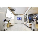 Sanbot robot as a service robot -looking for partners all over the world