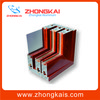 6063-T5 sliding aluminum door profile of powder coating