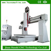 5 axis wood cutting small cnc milling router machine lathe for sale