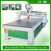 manufacture wood carving machine HS1325G cnc machine advertising cnc router 1325 with T-slots