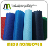 75gsm pp spunbonded non woven fabric nonwoven bag making materials