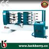 Semi-automatic CNC wood lathe