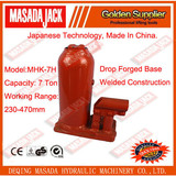 7 Ton Welding Bottle Jack,Hydraulic Jack, Car Jack, Lifting Tools, MHK-7H