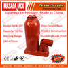 10 Ton Welding Bottle Jack,Hydraulic Jack, Car Jack, Lifting Tools, MHK-10Y