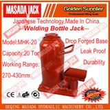 20Ton Welding Bottle Jack,Hydraulic Jack, Car Jack, Lifting Tools, MHK-20