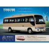 YTK6760 6 Meters Diesel Coaster