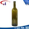 750ml Dark Green Wine Bottles with Cork Finish