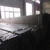 Square steel pipes profile / rectangular steel tubes profile