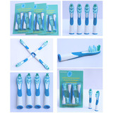Rotation electric toothbrush head, replacament brush head SR12A.18A