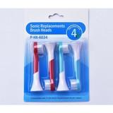 toothbrush head replacement Small heads Brush Heads P-HX-6034