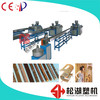 China golden supplier rattan extrusion line