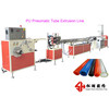 Soft Pipe Product PU/PE/EVA/NYLON/PVC Pneumatic Pipe Extrusion Line Plant