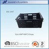plastic container plastic crate for fruit and vegetable
