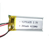 751635 380mah li-ion battery 3.7v 380mah