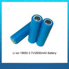 li-ion 18650 battery 18650 3.7v li ion battery