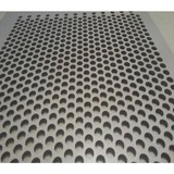 Low Carbon Plain Steel Perforated Panel