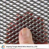 Aluminum Expanded Security Window Screen