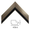 New Plastic Photo Mirror Frame Moulding 4726