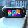 Opel Combo car stereo 6.2 inch HD touchscreen GPS navigation tv DVD mp3 mp4 ipod bluetooth SWC original blue & me
