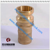 High Quality Brass competitive cam and groove quick couplingsType E