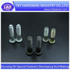 wheel bolt high strength green zinc dac