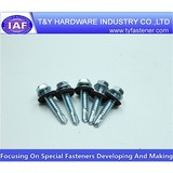 Zinc plated best quality self driling screw