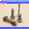 Hex flange bolts SS 304 /316 flange bolts