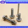 Hex flange bolts SS 304 /316 flange bolts