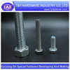 Zinc plated, stainless steel manufacture Hex bolts