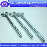 Zinc plated, special bolts,H.D.G eye bolts,