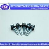 Special screw,Zinc plated self drifing Screw