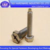 High quality,Slotted hex head bolts,hex bolts wholesale