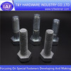 Good quality,Hex bolts,zinc plated, steel bolts wholesale