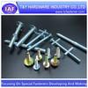High quality furniture steel bolts screws manufacture