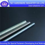 Steel  zinc stud,thread rod,full threaded rods China supplier